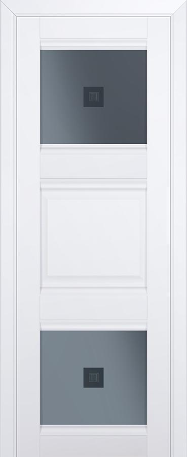 Межкомнатная  дверь 6U Графит