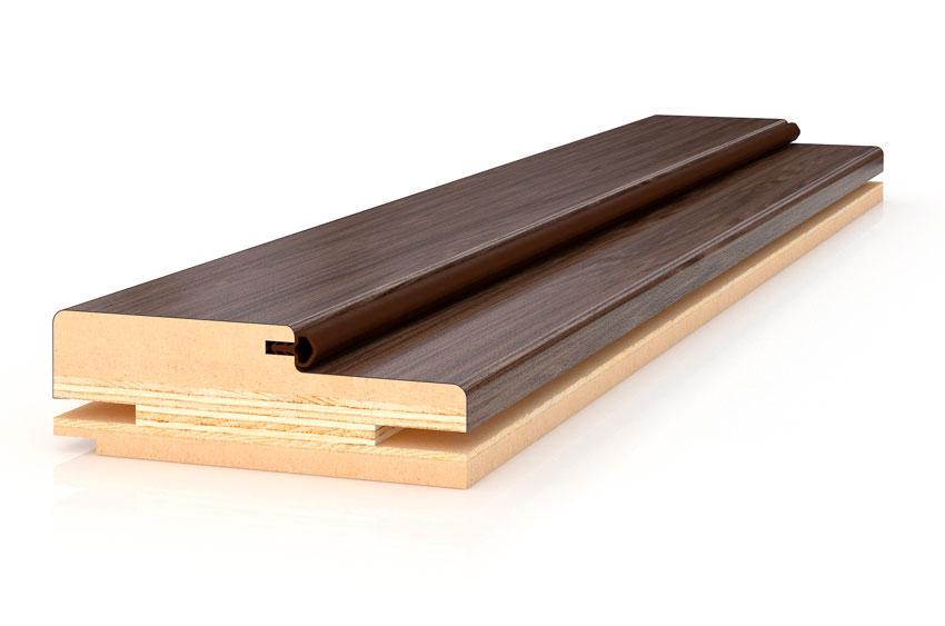Profil Doors Коробка фигурная «Стандарт» 35х74