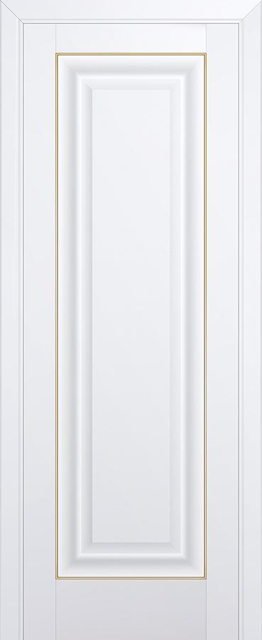 Межкомнатная дверь 23U Золото