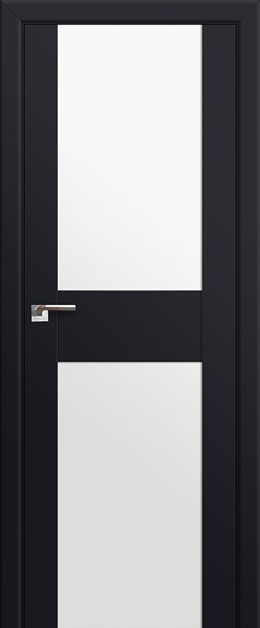 Межкомнатная дверь 11U Белый триплекс