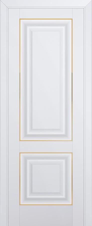 Межкомнатная дверь 27U Золото