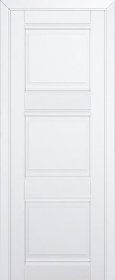 Межкомнатная дверьс 3U Аляска, Глухое