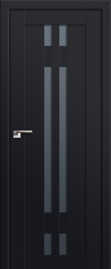 Межкомнатная дверь 40U Графит