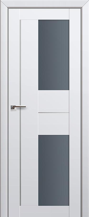 Межкомнатная дверь 44U Графит
