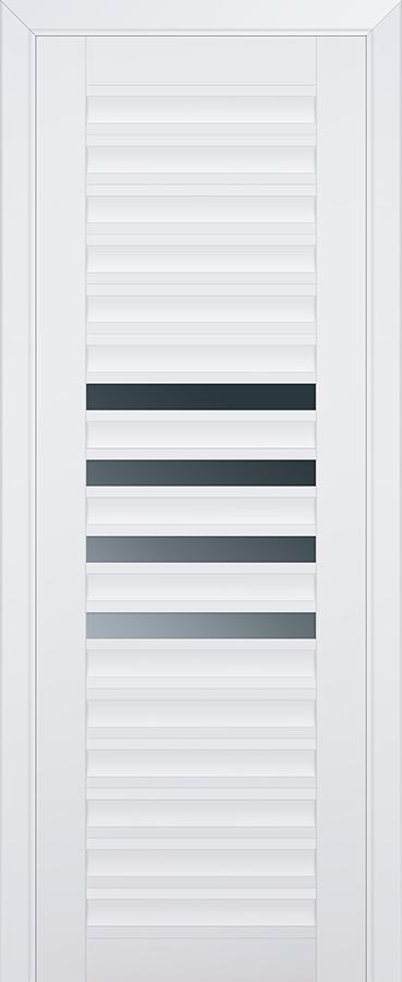 Межкомнатная дверь 55U Графит