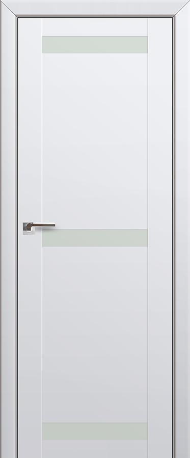 Межкомнатная дверь 75U Белый лак