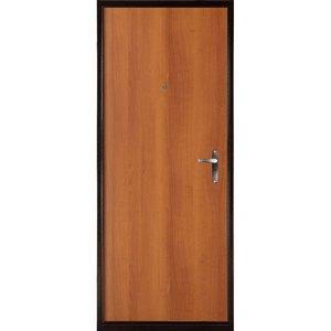 Входная дверь BMD-1 Медный Антик панель Итальянский Орех