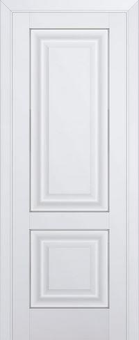 Межкомнатная дверь 27U Серебро