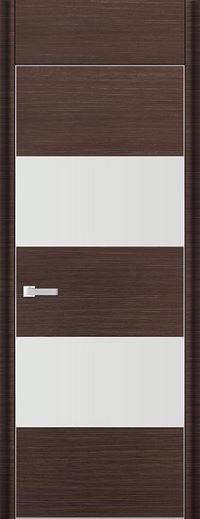 Profil Doors 10D Белый лак С фрамугой
