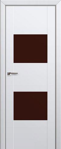 Межкомнатная дверь 21U Коричневый лак