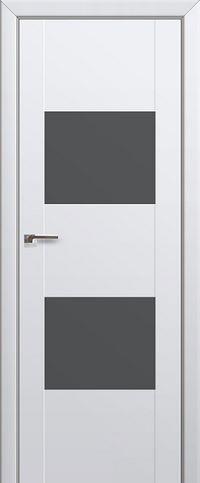 Межкомнатная дверь 21U Серебряный лак