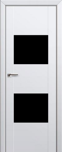 Межкомнатная дверь 21U Черный лак