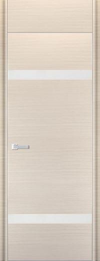Profil Doors 3D Белый лак С фрамугой
