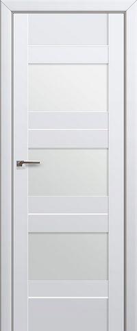 Межкомнатная дверь 41U Белый триплекс