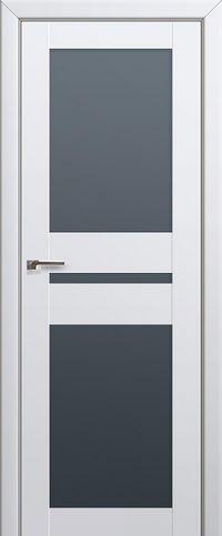 Межкомнатная дверь 70U Графит