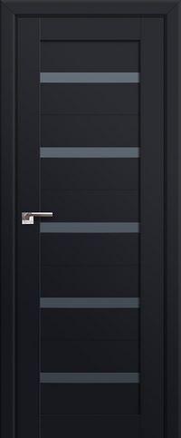 Межкомнатная дверь 7U Графит