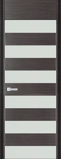 Profil Doors 8D Белый лак С фрамугой