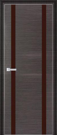 Profil Doors 9D Коричневый лак
