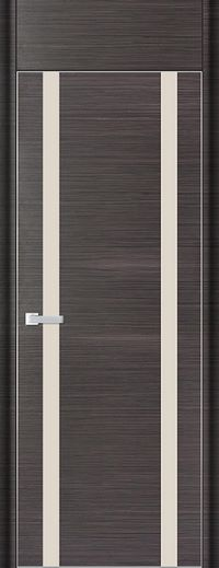 Profil Doors 9D Перламутровый лак С фрамугой