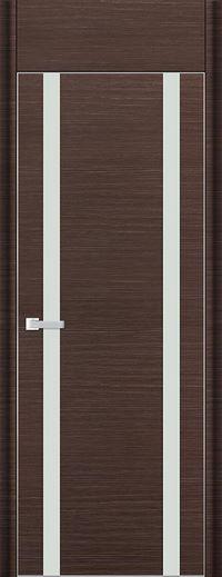 Profil Doors 9D Белый лак С фрамугой