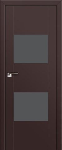 Profil doors 21U Серебряный лак