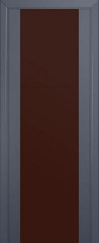 Profil doors 22U Коричневый лак