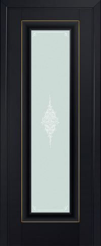 Profil doors 24U Кристалл  матовый,Золото
