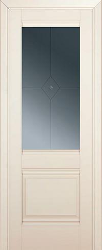 Profil doors 2U Узор графит 1