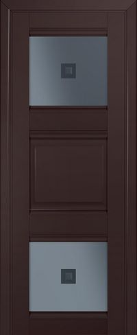 Profil doors 6U Узор графит 2