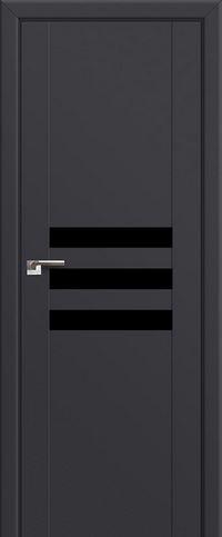 Profil doors 74U Черный лак