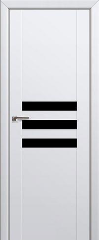 Межкомнатная дверь 74U Черный лак