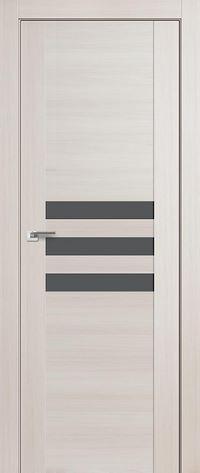 Profil doors 74X Серебряный лак