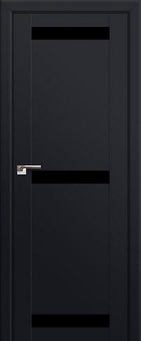 Profil doors 75U Черный лак