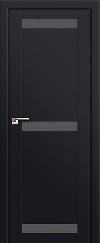 Profil doors 75U Серебряный лак