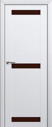 Межкомнатная дверь 75U Коричневый лак