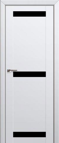 Межкомнатная дверь 75U Черный лак