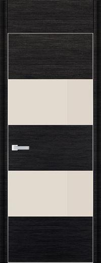 Profil Doors 10D Перламутровый лак С фрамугой