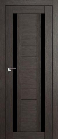 Profil doors 15X Черный триплекс