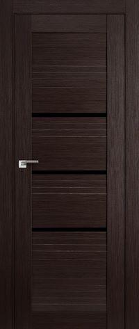 Profil doors 18X Черный триплекс