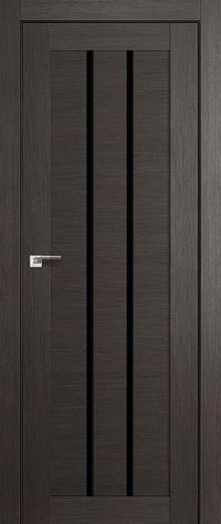 Profil doors 49X Черный триплекс