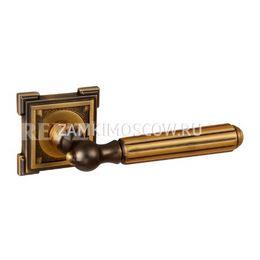 Дверные ручки RENZ СТЕЛЛА CF кофе