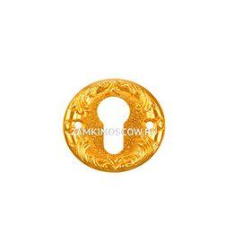 Накладка на цилиндр ADC FURNITURE CL Verona-Venezia gold