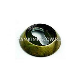Накладка на цилиндр ARCHIE (Арчи) CL B античная бронза