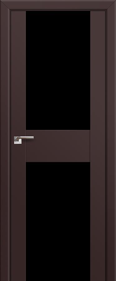 Profil doors 11U Черный триплекс