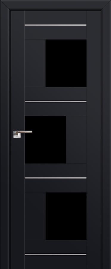 Profil doors 13U Черный триплекс