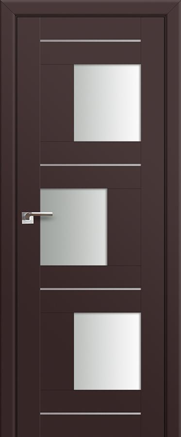 Profil doors 13U Белый триплекс