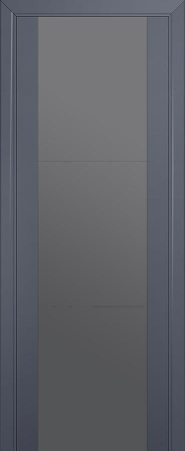 Profil doors 22U Серебряный лак