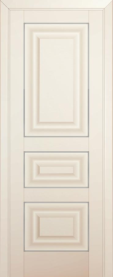 Profil doors 25U Серебро