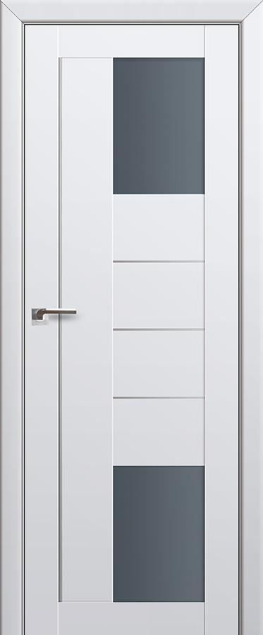 Межкомнатная дверь 43U Графит