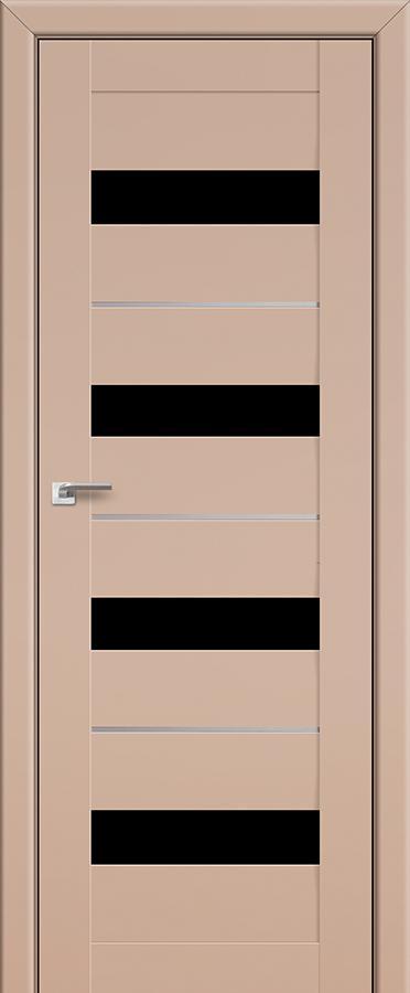 Profil doors 60U Черный триплекс